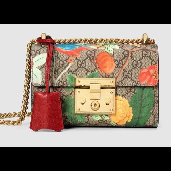 c2de7ad5f06dd7 Gucci Bags | Gg Supreme Tian Bag | Poshmark